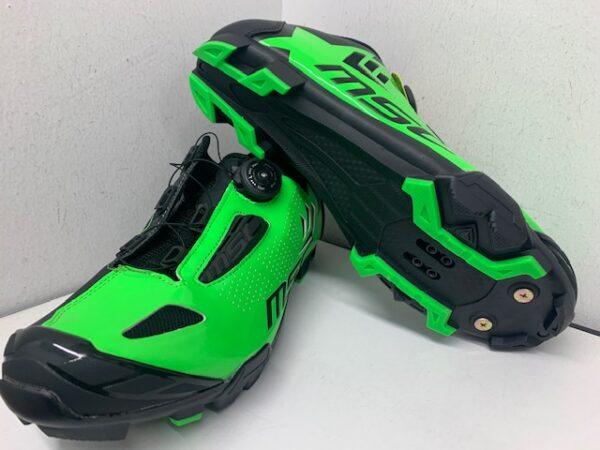 Zapatillas MSC MTB verdes