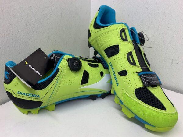 Zapatillas Diadora MTB Amarillas