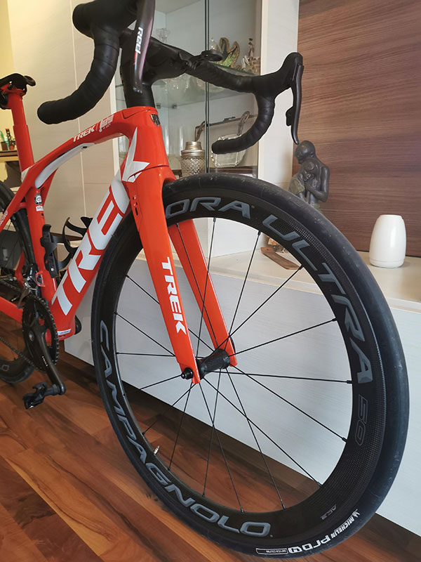 Bicicleta Trek carretera usada