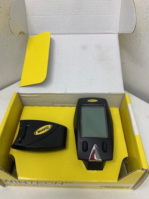 Cuentakilometros Wintech FS